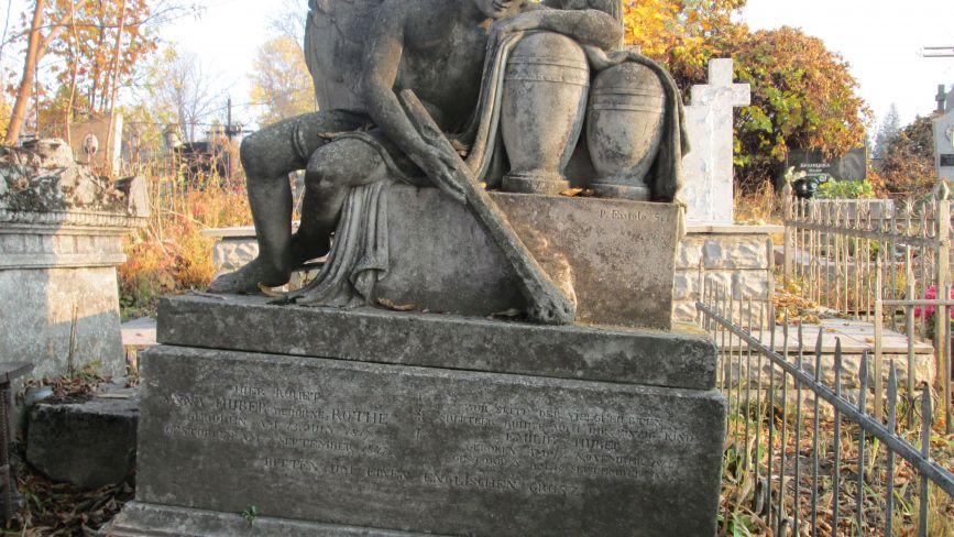 Історія Тернополя у надгробках Микулинецького кладовища
