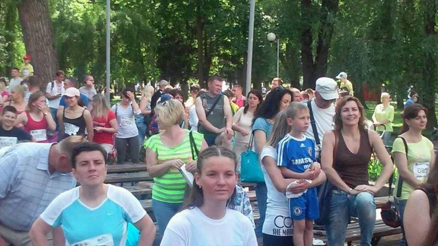 «Рухаємо Тернопіль»: грандіозний спортивний фестиваль у розпалі