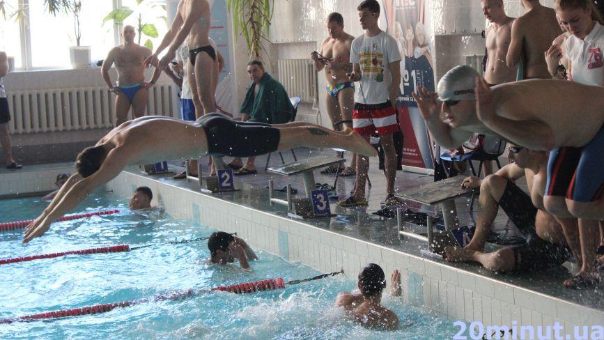 Бути чемпіоном з плавання можна і в 50, і в 83