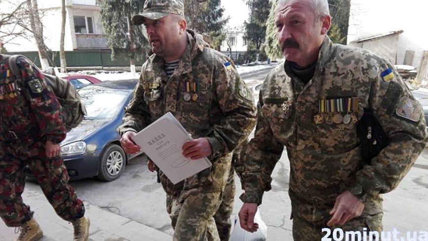 """""""Поки ми захищали землю там, наші землі забирали тут"""", - кажуть АТОвці з Тернопільського району"""