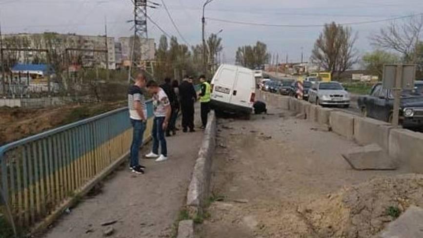 Міст на Гаївському перехресті таки відремонтують
