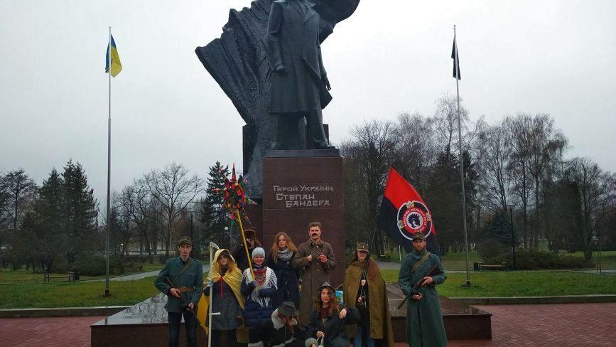 Вертеп з повстанцями і Сталіном: У Тернополі молодь готує особливе Різдвяне дійство