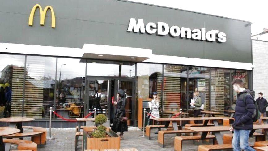 Згадуємо 2018-ий: як будували та відкривали тернопільський McDonald's