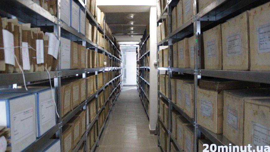 """""""Будівля двох століть"""": як виглядає новий архів у Тернополі"""