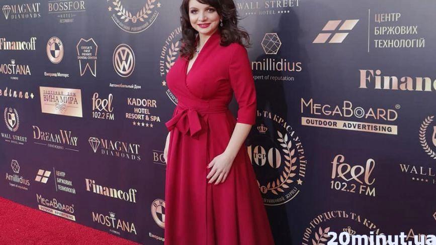 «Було круто йти червоною доріжкою разом зі знаменитостями»: тернополянка ввійшла в «ТОП-100 жінок України»