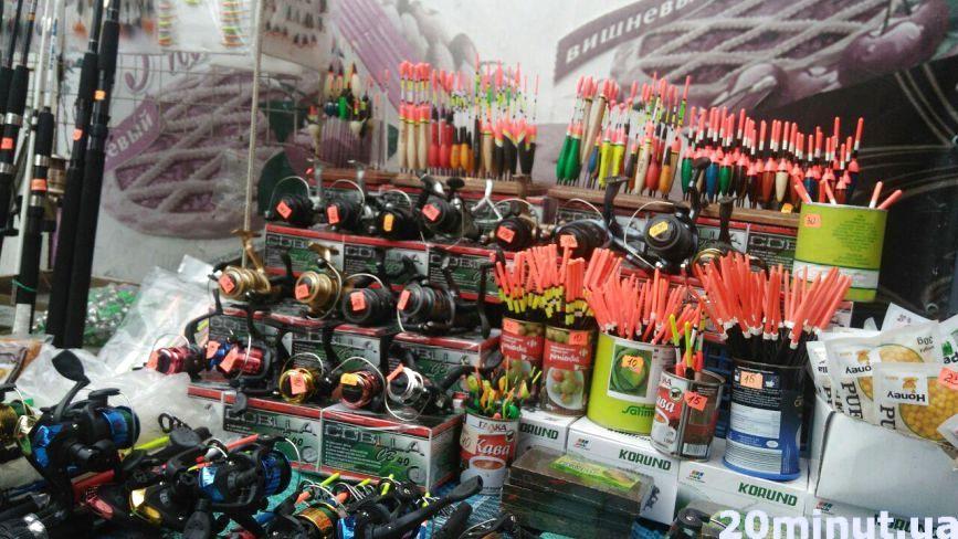 Недешеве хобі: скільки грошей потрібно витратити новачку, щоб купити все для рибальства (ЦІНИ)