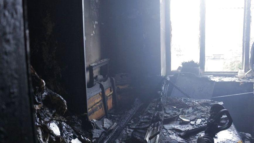 Наслідки пожежі у квартирі на Руській: що робитимуть власники та чи не постраждали сусіди