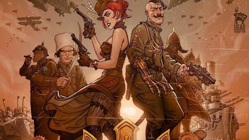 Маги-козаки, кіборг-Ленін та червоноармійські зомбі: які українські комікси купують тернополяни