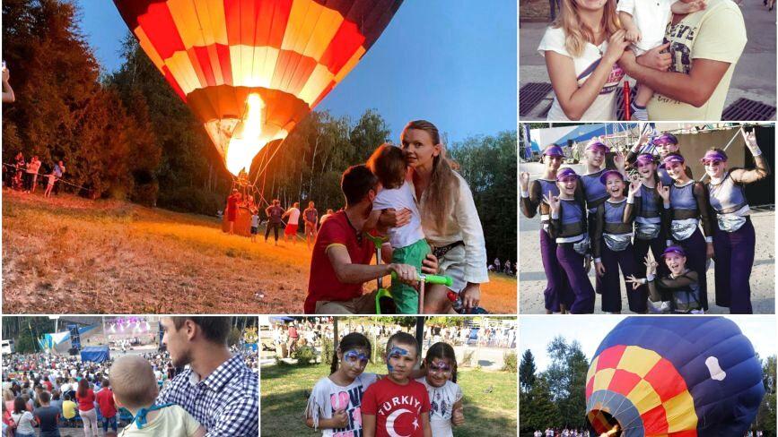 Як тернополяни відсвяткували День міста (підбірка фото з Instagram)