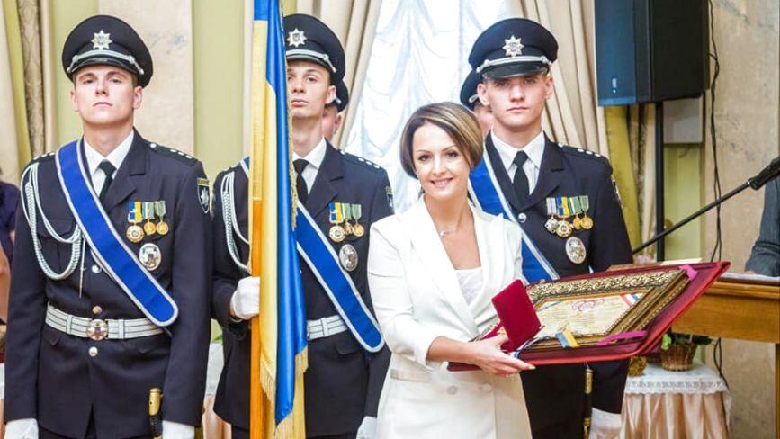 Лікар з Тернополя отримала найвищу суспільну нагороду