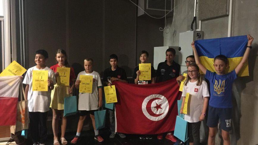 Тернополянин переміг у Міжнародному чемпіонаті в Парижі