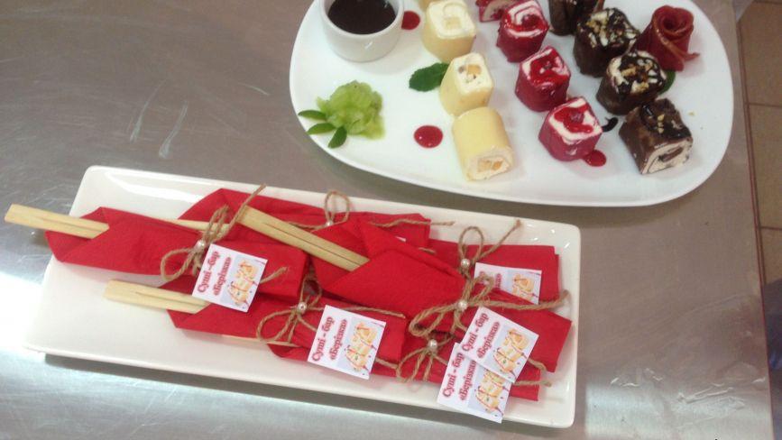Суші-млинці та картопляні зрази з сонечком: у Тернополі змагалися кухарі дитсадків