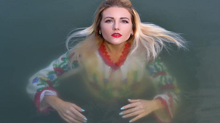 Модель із Тернопільщини для всеукраїнського проєкту взяла участь у незвичній фотосесії