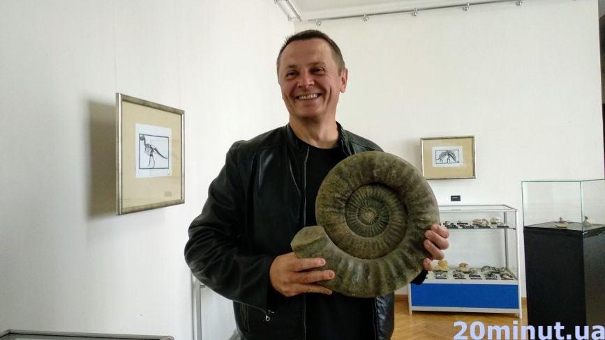 У колекції тернополянина — зуби динозаврів та крокодилів, яким мільйони років