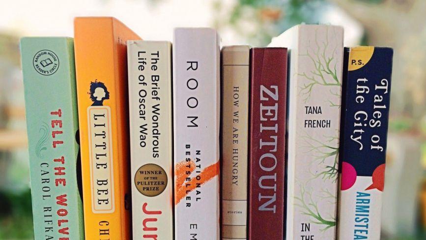 ТОП-5 книг англійською для тих, хто починає її вчити
