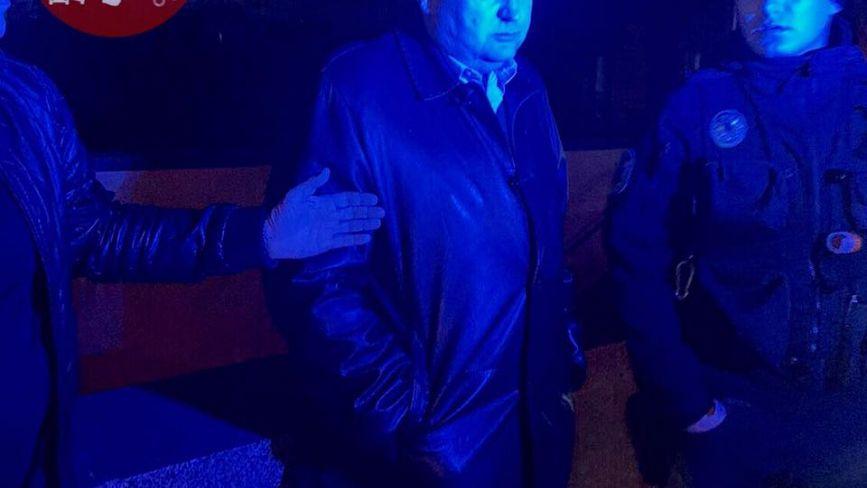 У Києві на скандального прокурора з Тернополя склали протокол за керування авто у нетверезому стані