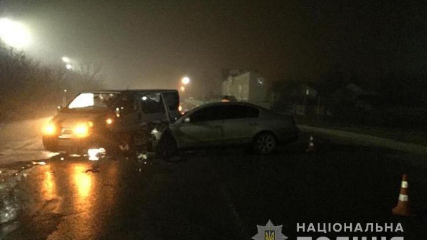 Двоє людей отримали травми в результаті ДТП в Білій