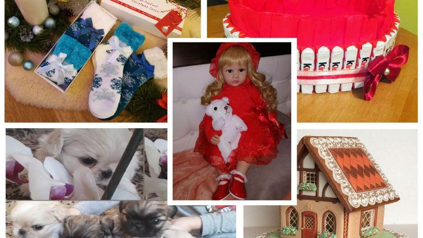 Пряникові будиночки, шкарпетки та цуценята: які подарунки до Миколая можна знайти в інтернеті