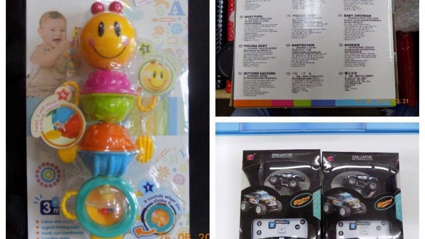 Звертайте увагу на упаковку: на Тернопільщині продають небезпечні іграшки