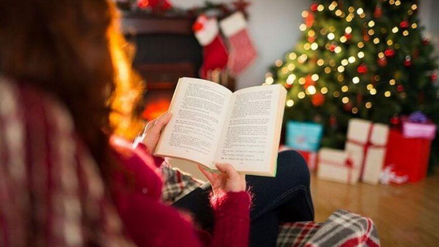 Щоб знову вірити в диво: ТОП-5 книг для святкового настрою