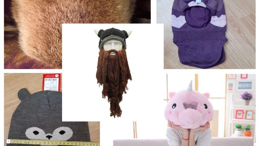 Шапка з вушками, бородою та у вигляді єдинорога: що продають тернополяни в інтернеті