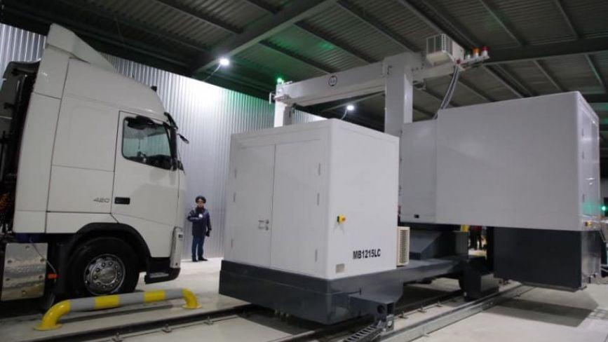 Сканер для вантажівокта контейнерів запустили у пункті пропуску в Краківці: як це працює і що дає