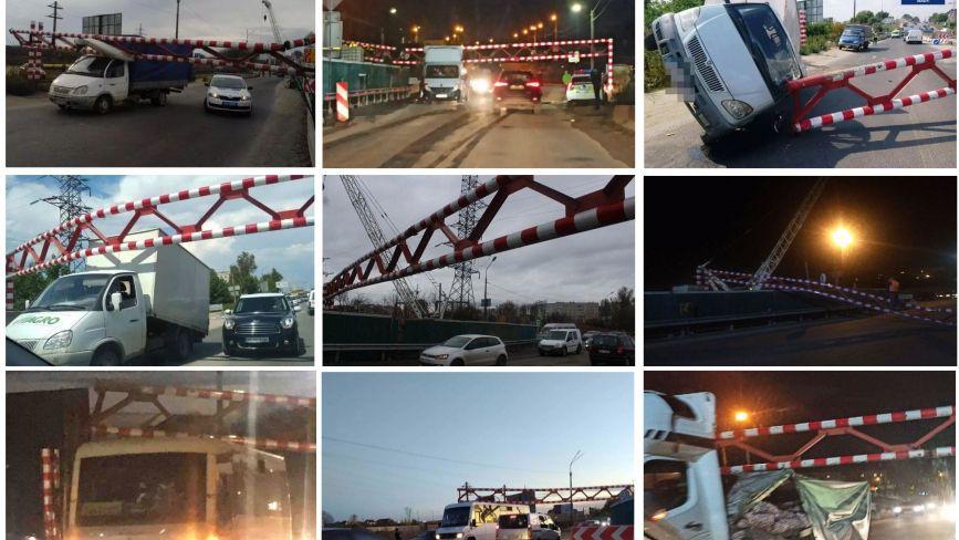 """Згадуємо 2019: як тернопільські водії з обмежувачем на Гаївському """"воювали"""""""