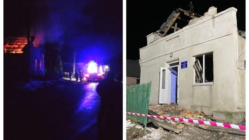 """""""Я свого сина не впізнала"""": подробиці пожежі у сільському клубі на Тернопільщині, де постраждали діти"""