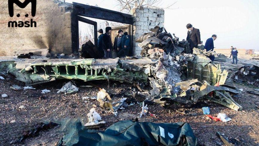 Катастрофа українського Боїнга в Тегерані: 177 осіб загинуло, всі подробиці (оновлюється)