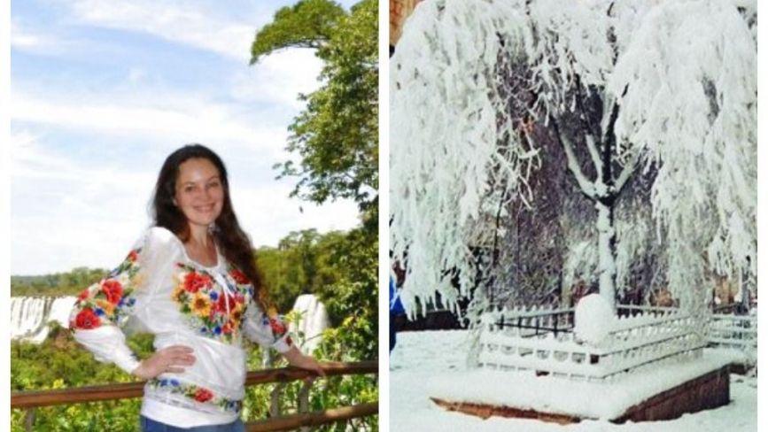 """""""Коли в нас зима - у них літо"""": тернополянка про своє життя в Аргентині. Чим дивують іноземні традиції?"""