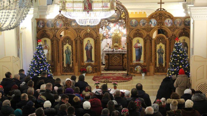 Як виглядає Зарваниця у період новорічних свят