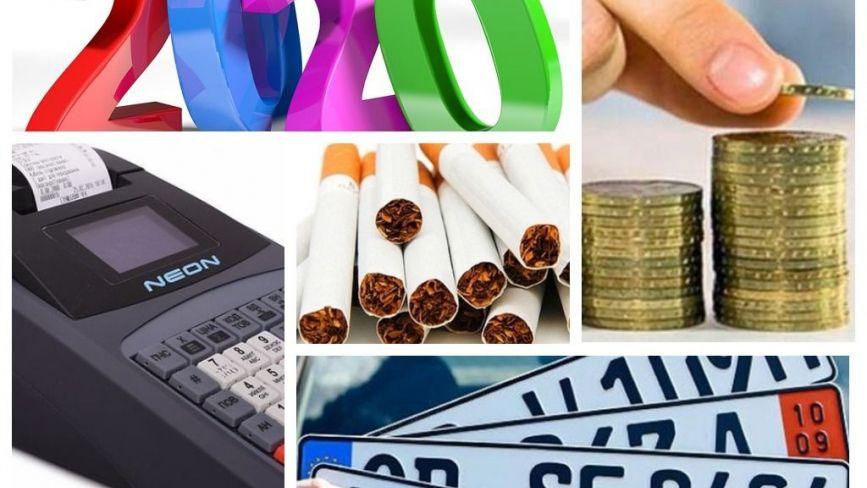 """Пеня за комуналку, дорогі цигарки, штрафи для """"євробляхерів"""" та вибори: зміни для тернополян у 2020-му"""