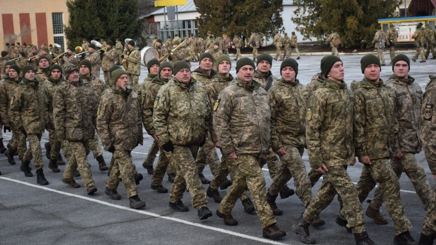 У тернопільських військових розпочався новий навчальний рік