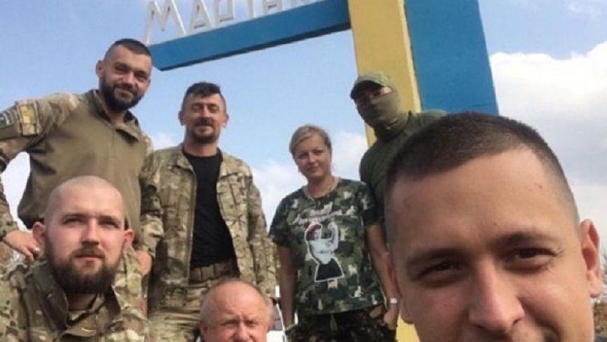 """""""Вони тримаються лише за рахунок пожертв"""": волонтери з Тернополя їдуть на Схід. Потрібна допомога"""