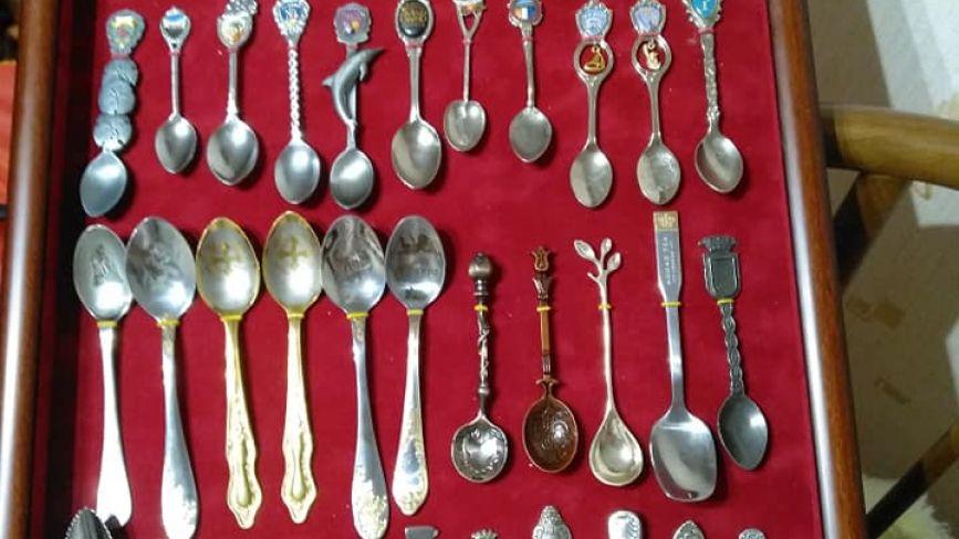 """""""Не для їжі єдиної"""": історія тернополянки, яка зібрала колекцію із понад 300 ложок"""