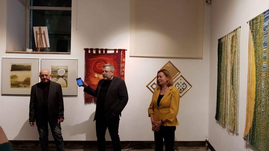 """У Галереї """"Бункермуз"""" відкрилася виставка тернопільських митців"""
