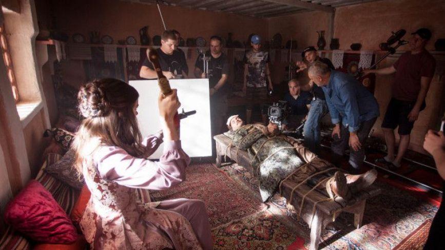 Тернопіль долучився до зйомок пригодницького фільму: коли та де його можна подивитися