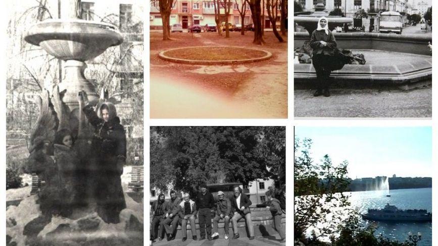 ТОП-5 тернопільських фонтанів, яких уже немає. Впізнаєте ці місця? (ФОТО)