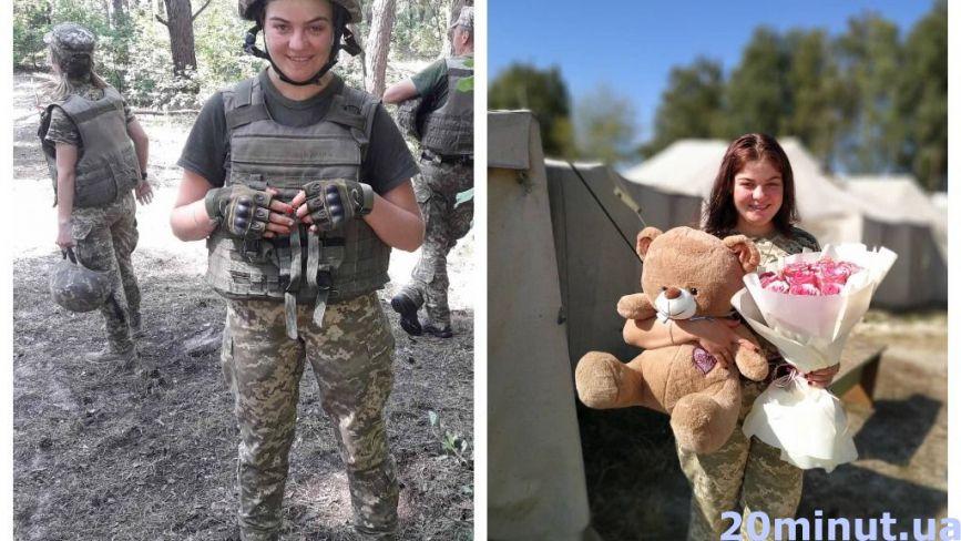 """""""Хочу, щоб нікого не вбивали"""": неймовірна історія дівчини з Луганщини, яка приїхала служити у Тернопіль"""