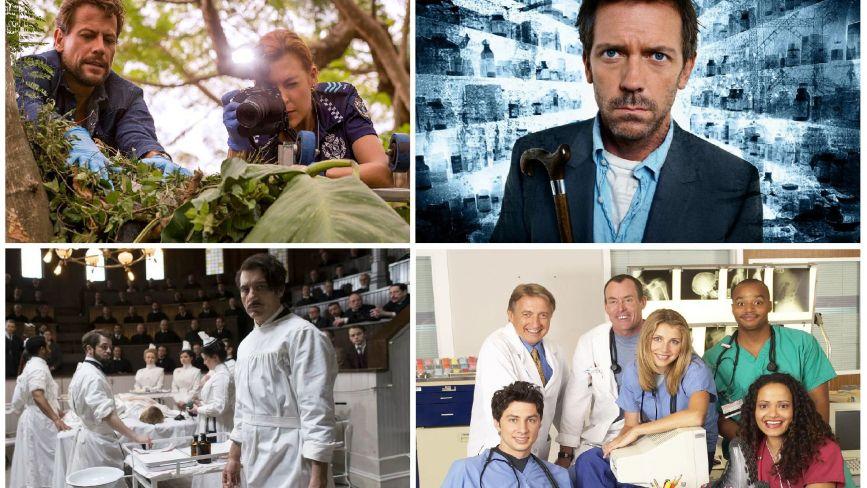 Топ серіалів на медичну тематику: що подивитися у вільний час
