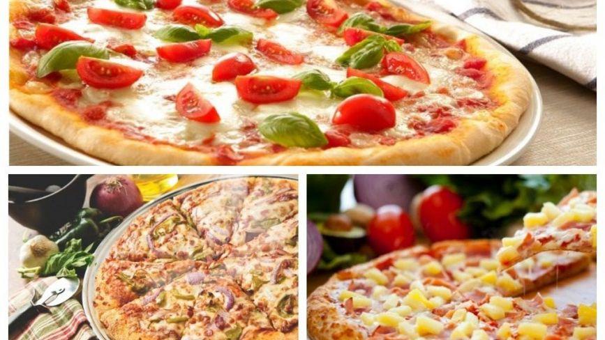 Піца домашня: рецепти, як смачно і правильно приготувати піцу, коли кафе не працюють