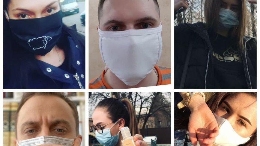 Тернополяни одягають маски: ТОП-10 фото з Instagram