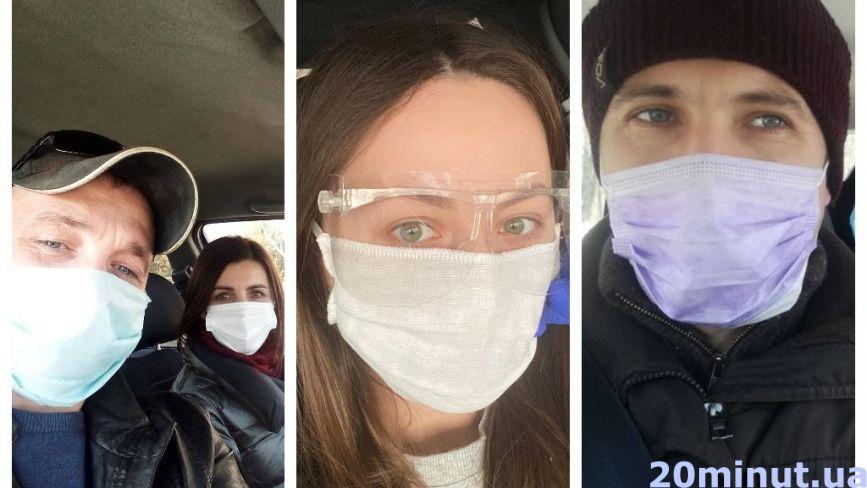 Авто-волонтери за три дні здійснили близько 150 довозів медиків. Як долучитися?