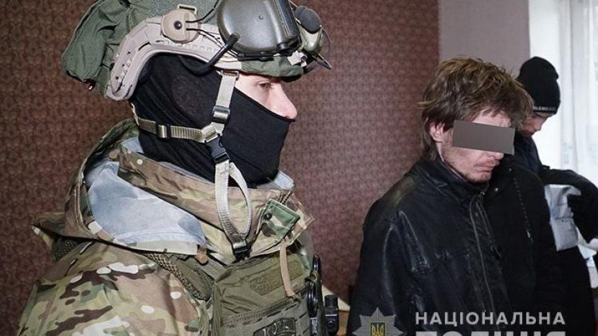 """Організатору наркобізнесу """"закладок"""" в Тернополі загрожує від 9 до 12 років тюрми"""