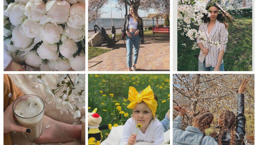 Квітучий Тернопіль у Instagram: залишайте своє фото із весняними квітами