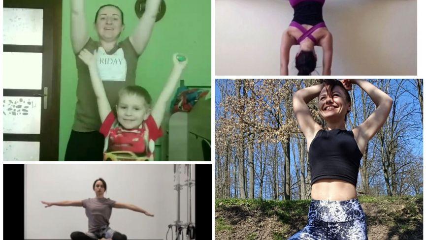 Тренування в домашніх умовах: ТОП відеотренувань від тернопільських спортсменів