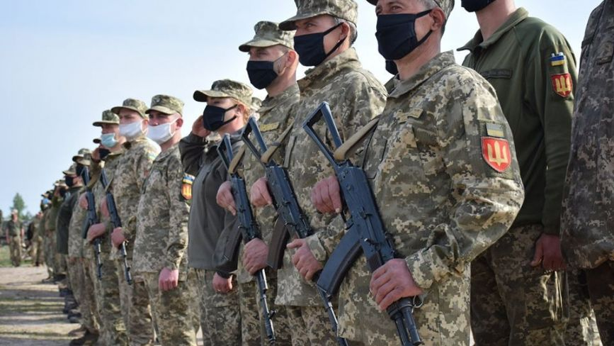 У тернопільських артилеристів - поповнення (ФОТО)