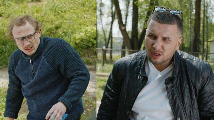 «Однокласник»: фільм знімають у Тернополі. Чому перехожі викликали поліцію під час зйомок?