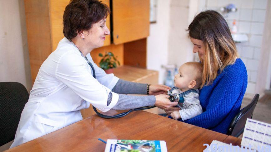 Як дитячі поліклініки в Тернополі працюють влітку та чи реально потрапити до лікаря без черг