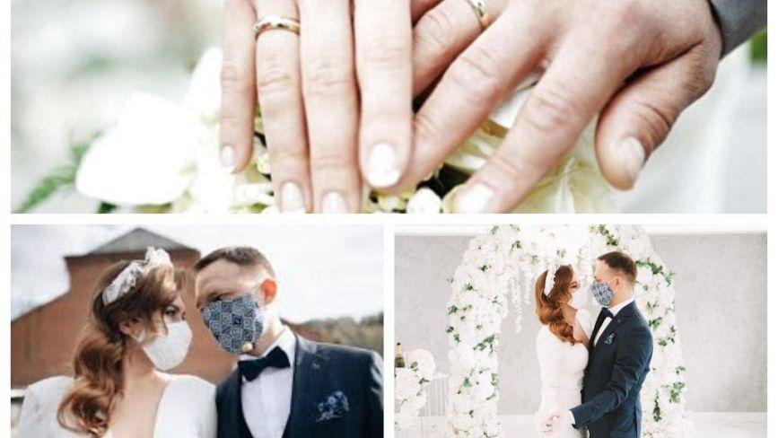 Чи можна в Тернополі організувати весілля під час карантину. Що кажуть у ресторанах, церкві та ведучі свят